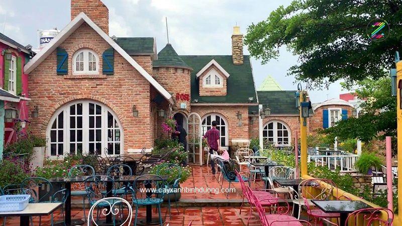 City House Cafe San0vuon Greenmore