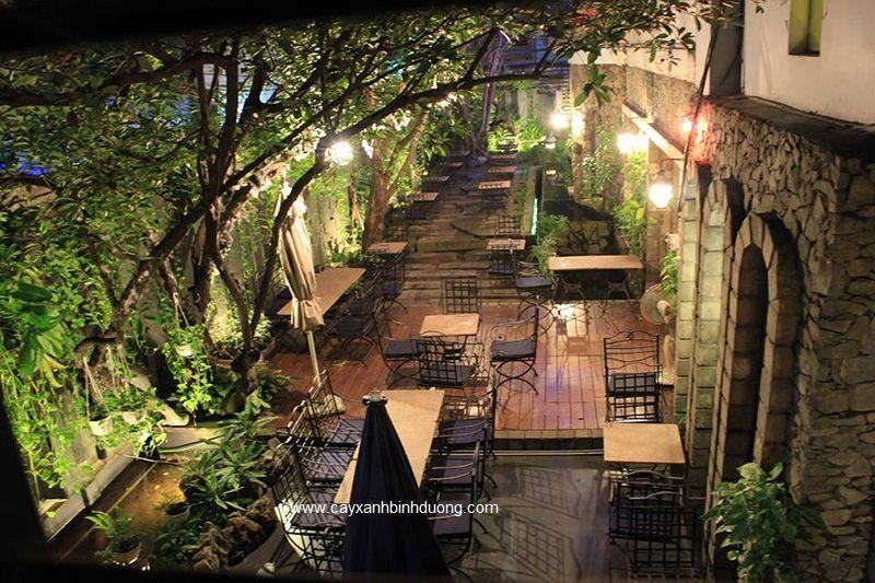 Huyen Thoai Cafe San Vuon Greenmore2