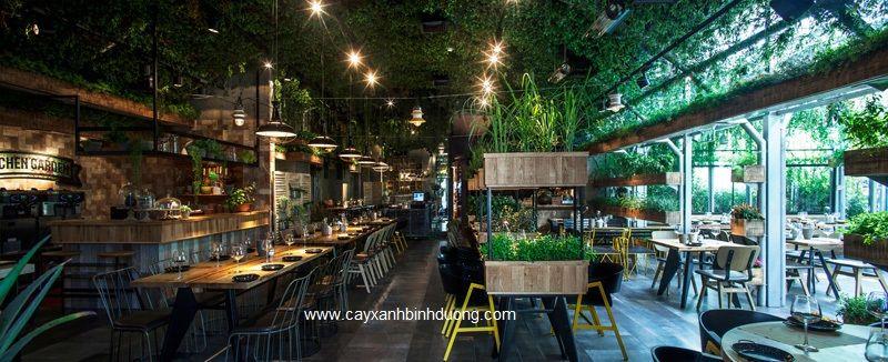 Nha Hang San Vuon Quan Cafe Greenmore5