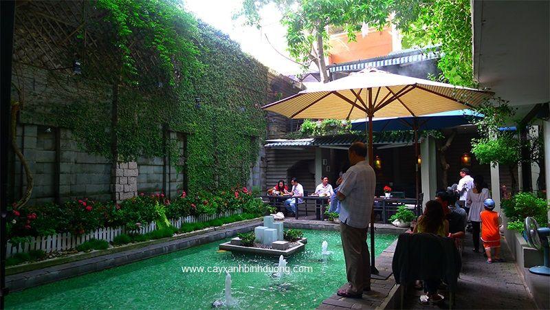 Thiet Ke Quan Cafe San Vuon Greenmore 6