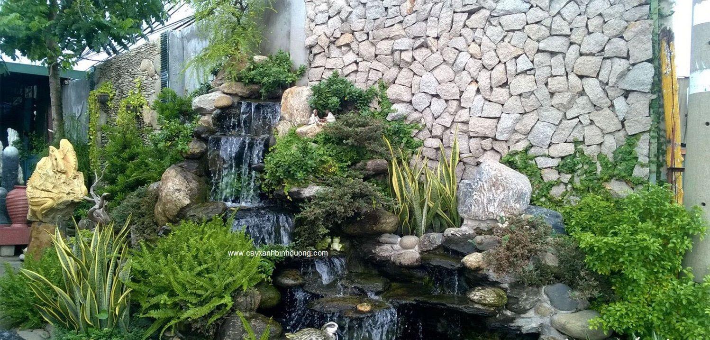 Hòn Non Bộ Tuyệt đẹp Mang đến Sinh Khí Cho Sân Vườn Diện Tích Nhỏ