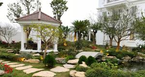 Vườn đẹp Trước Nhà