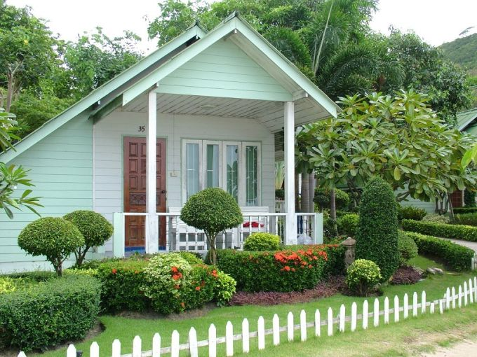 Mẫu Sân Vườn Nhà Phố đẹp