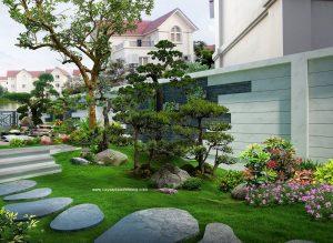 Sân Vườn Nhà Phố