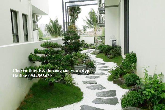 Mẫu Vườn đẹp
